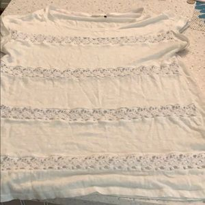 Anthropologie akemi and kin top size small